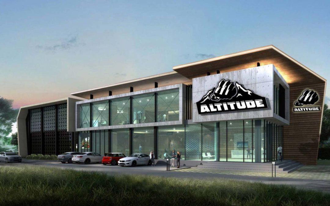 Altitude Fitness Centre