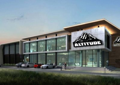 Altitude Fitness Centre