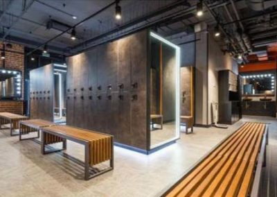 Altitude Fitness Phuket Interior Design