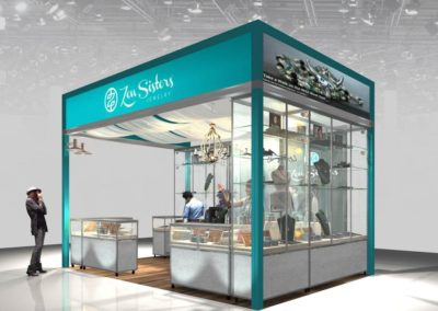 Zen Sisters shop build concept by Phuket Home Solutions