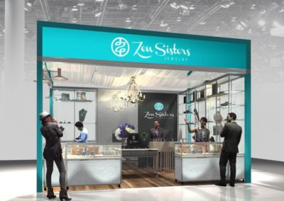 Zen Sisters shop build concept by Phuket Home Solutions