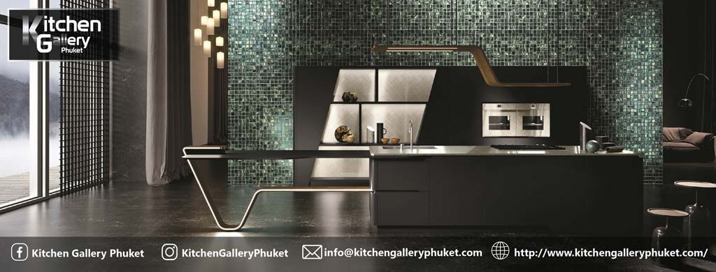 Kitchen Gallery Phuket partner of Phuket Home Solutions