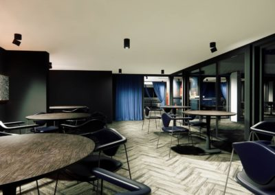 Phuket Home Solutions concept design for a new, modern style restaurant in Phuket